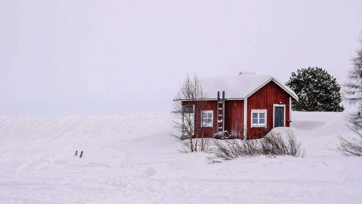 prepare window & door for winter